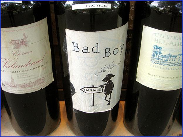 vin bad boy paris