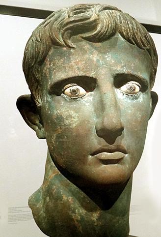 auguste tete bronzer paris expo grand palais