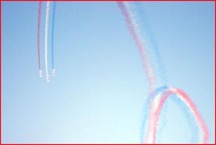 avions 14juillet tricolore