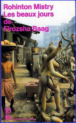 rohinton mistry les beaux jours de firozsha baag