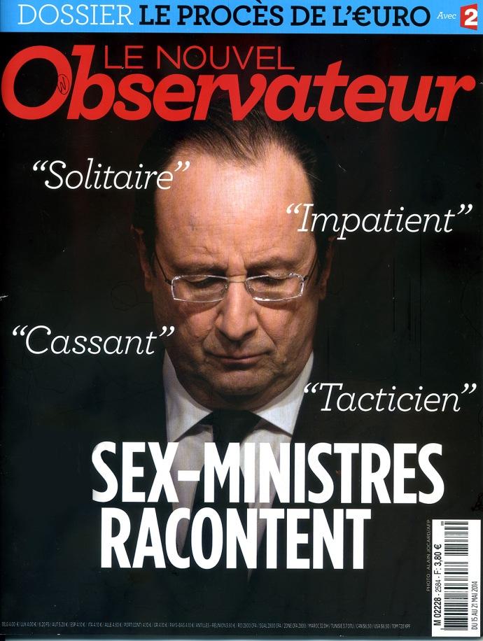 francois hollande ministres racontent 2014 05
