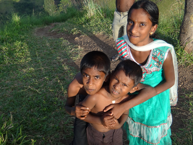 enfants sri lanka