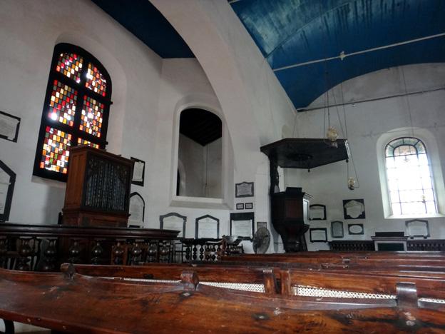 galle eglise groote kerk sri lanka