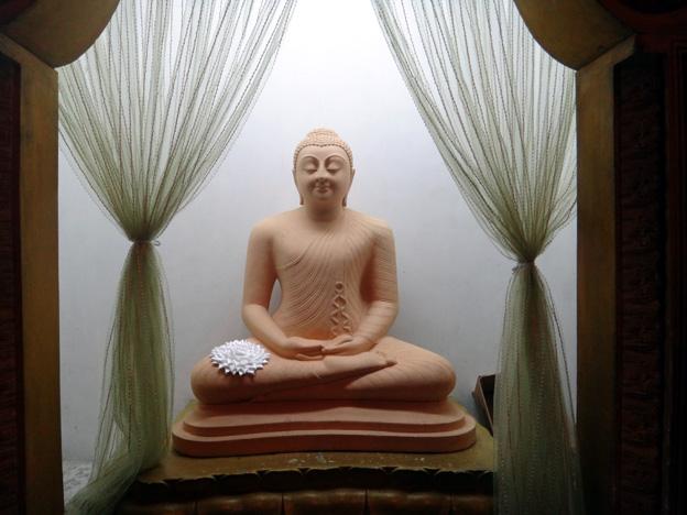 kandy serenite temple de la dent de bouddha sri lanka