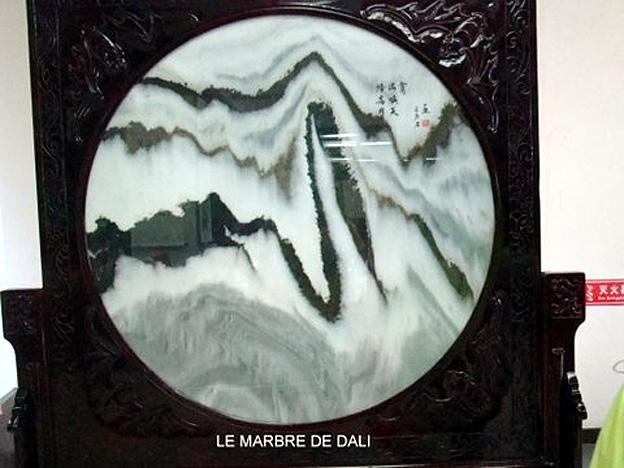 LE MARBRE DE DALI