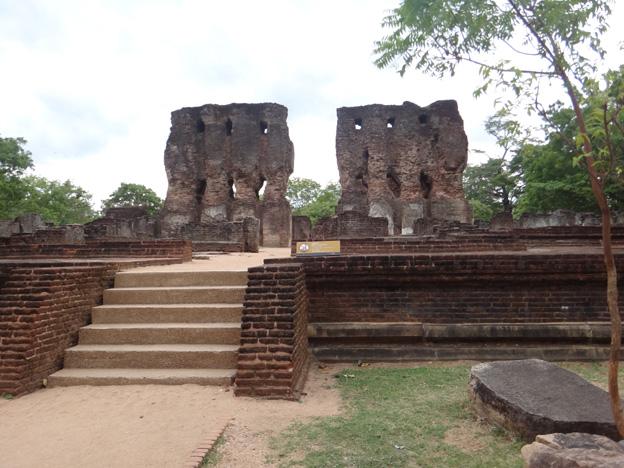 temple de Polonnaruwa sri lanka