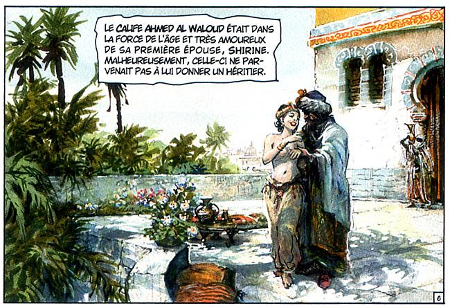 Thorgal 34 amour verdatre
