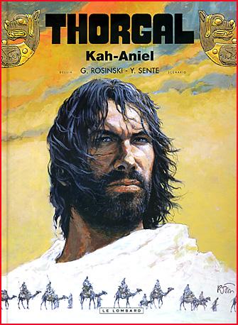 Thorgal 34 Kah Aniel couv