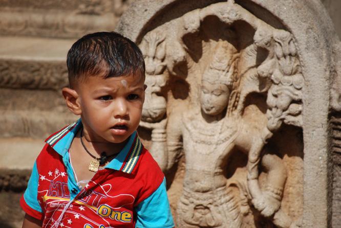 gamin Anuradhapura sri lanka