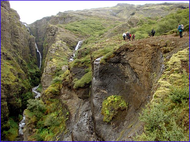 Islande nature sauvage