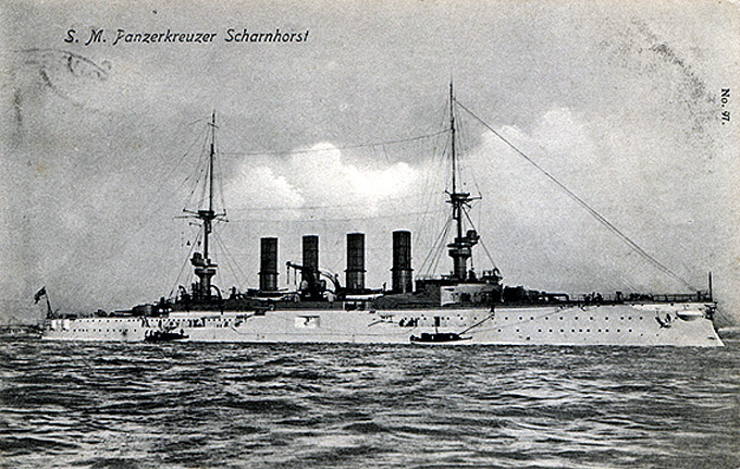 SMS_Scharnhorst
