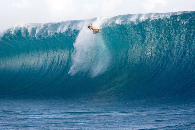 Teahupoo spot de surf