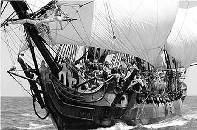 bateau sous voile