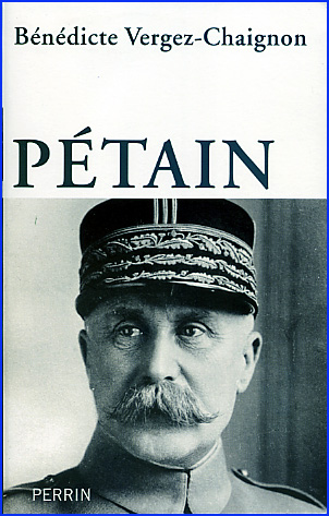 benedicte vergez chaignon petain