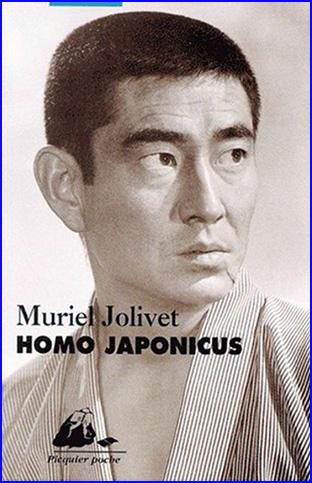 muriel jolivet homo japonicus