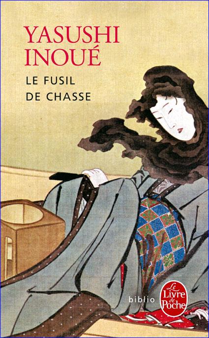 yasushi inoue le fusil de chasse