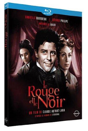 le rouge et le noir film 1954