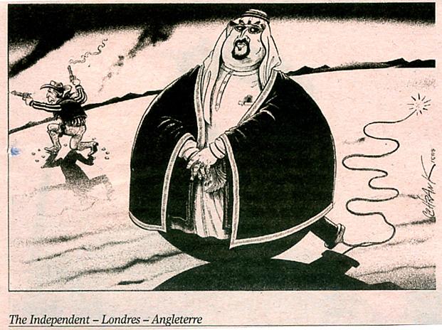arabie saoudite en sursis