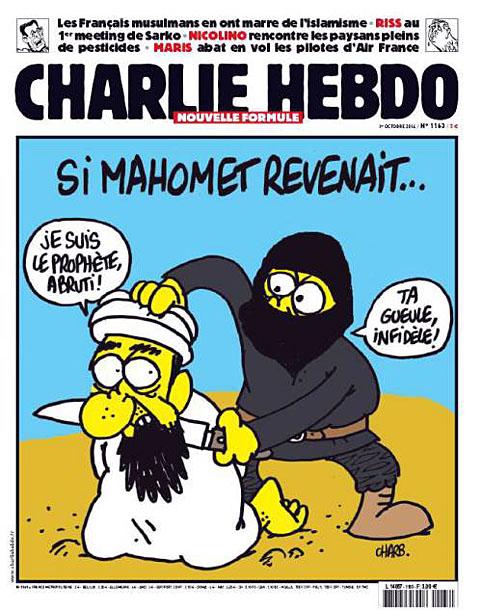 charlie hebdo prophete