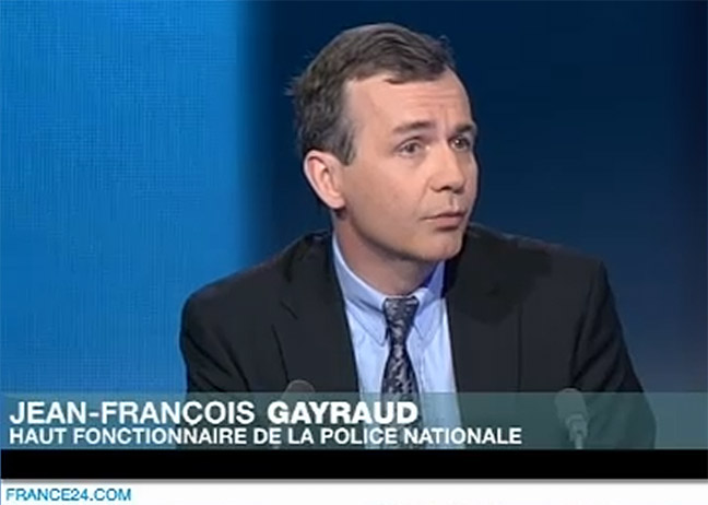 jean francois gayraud photo