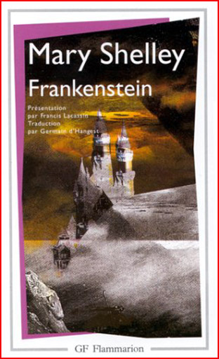mary shelley frankenstein gf