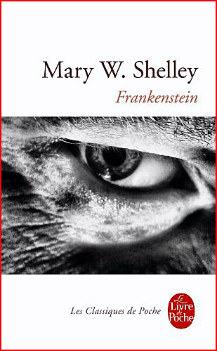 mary shelley frankenstein livre de poche
