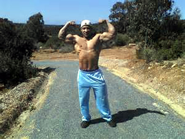 arabe muscle