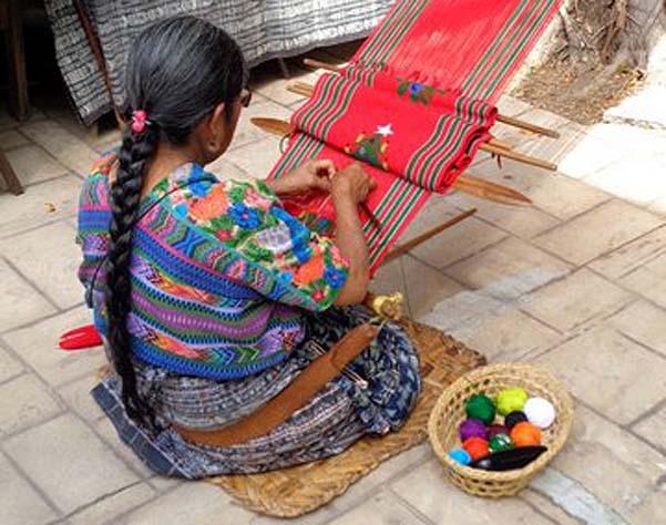 guatemala tissage