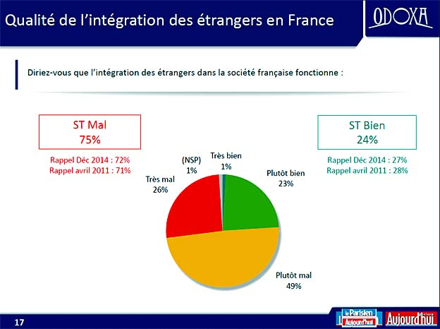 integration des etrangers en france 2015 01 odoxa