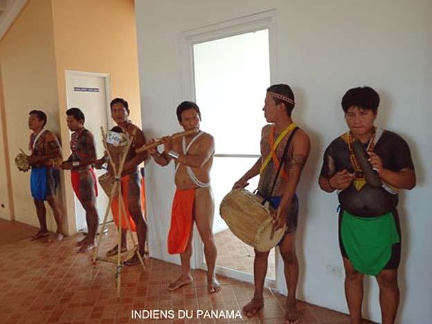 INDIENS DU PANAMA