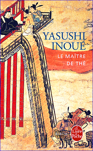 yasushi inoue le maitre de the