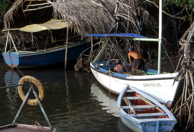 bateaux de cuba