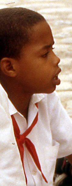 écolier noirs cuba