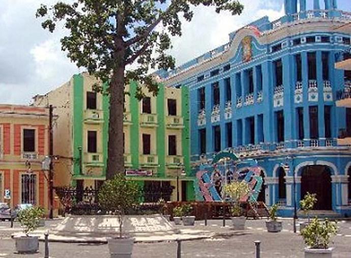 camaguey facades