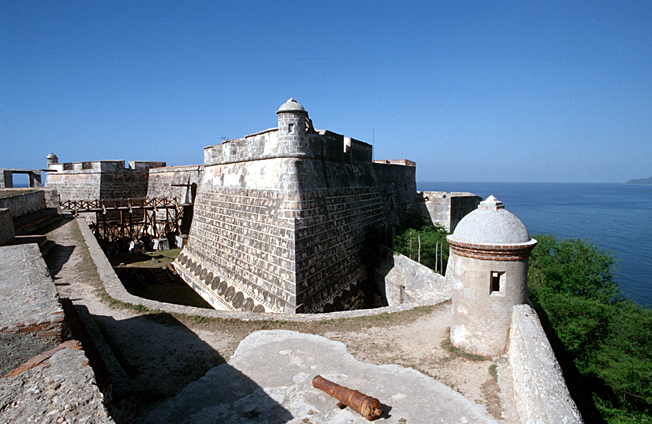 castillo del morro santiago cuba