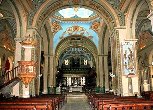 cathedrale nuestra dama de asuncion santiago