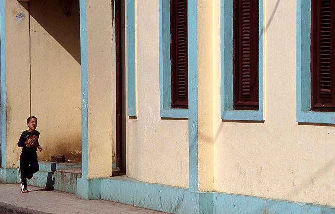 facades pastel baracoa cuba