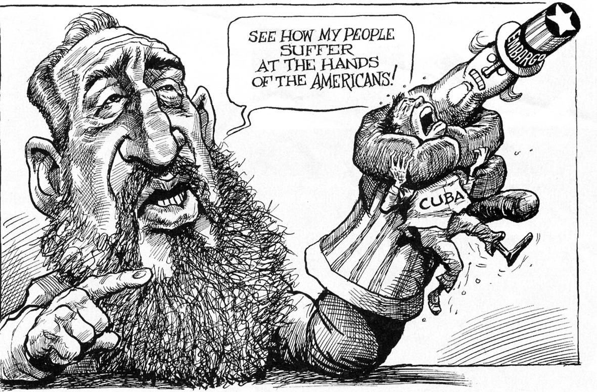 Fidel castro dictateur