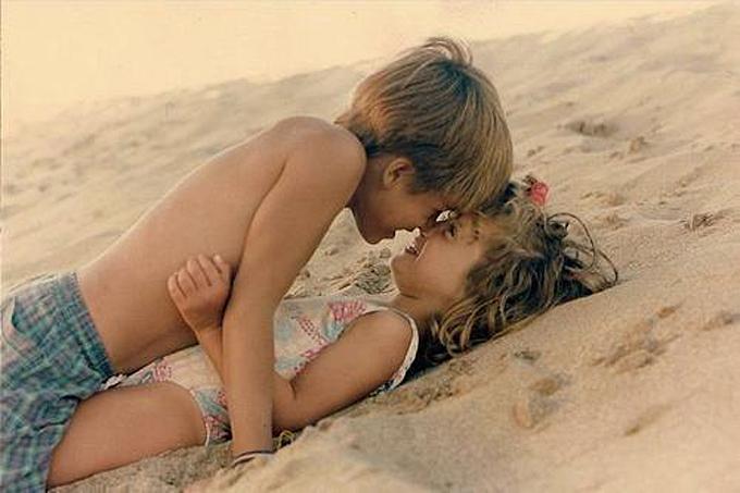 innocence enfantine