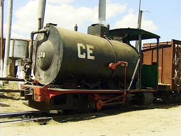 locomotive sucre cuba