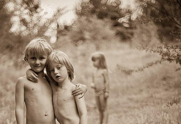 paradis enfantin freres et soeur