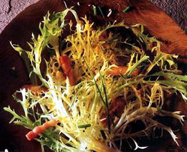 salade de gesiers