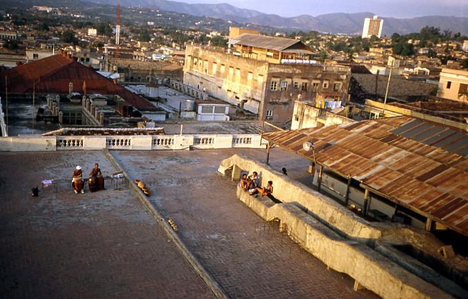 terrasse aux musiciens santiago cuba