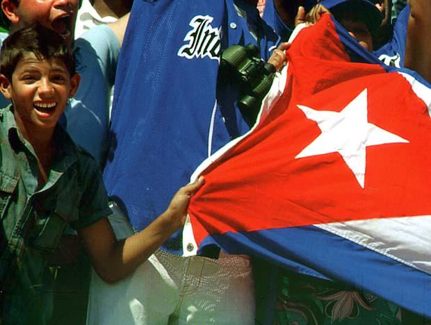 ado drapeau cuba