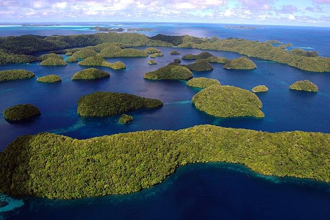 archipel de palau