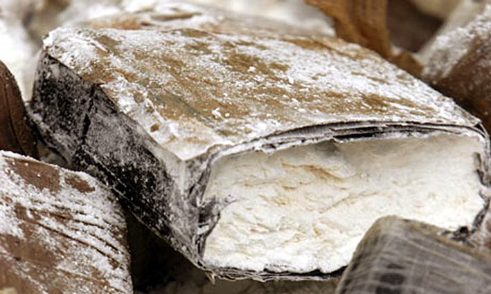 cocaine paquet