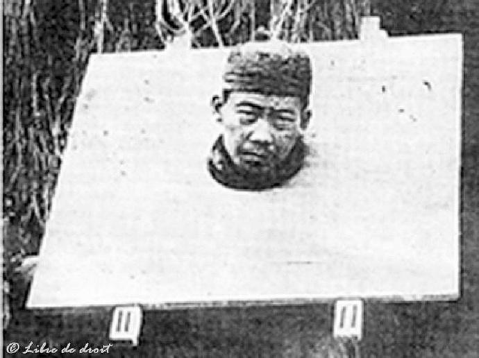 coolie chinois tahiti Chim Soo Kung avant son execution