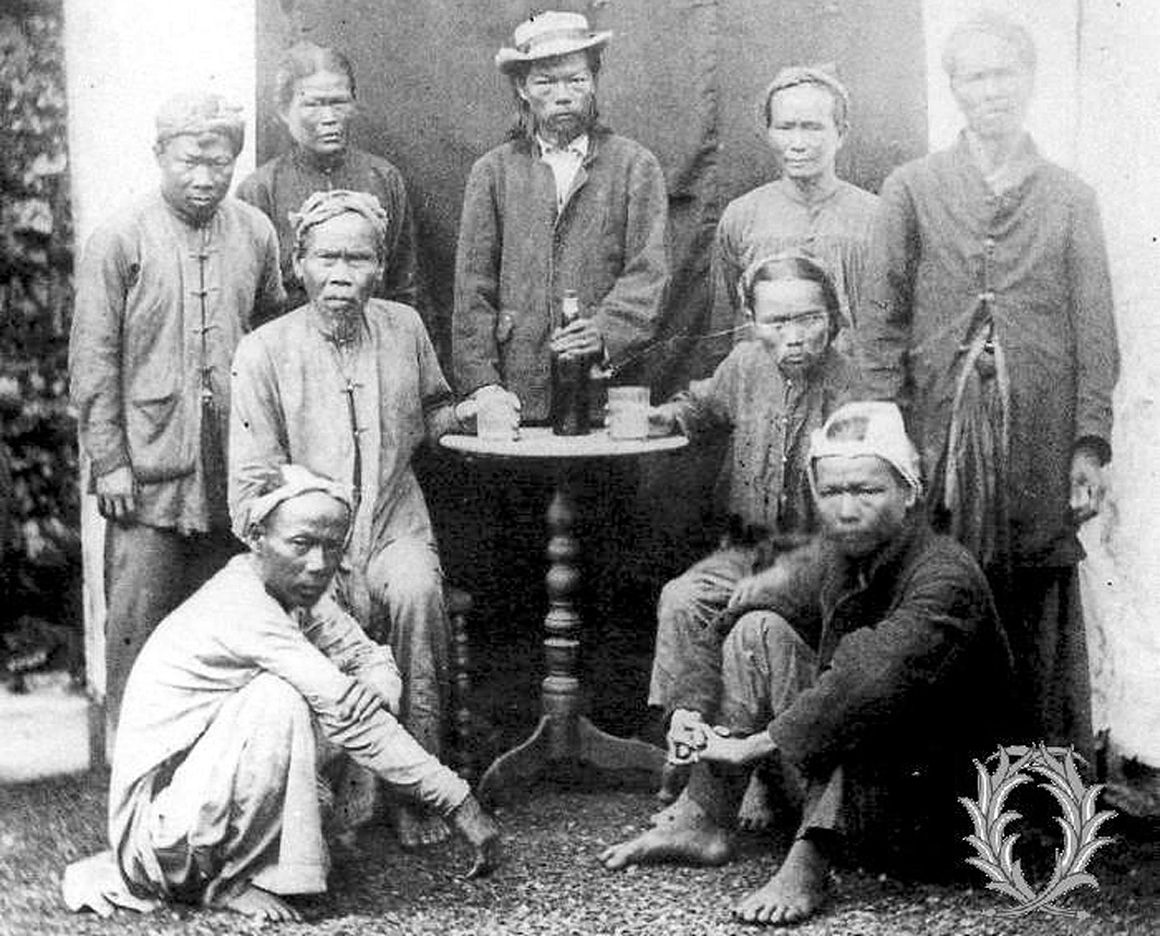 coolies chinois tahiti 1865