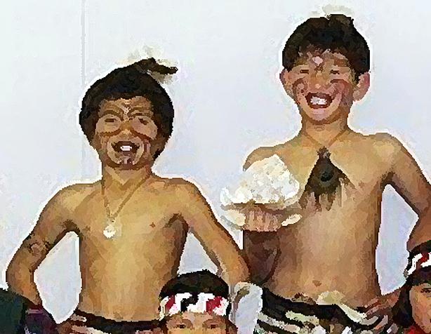 enfants haapori