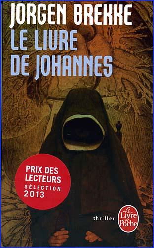 jorgen brekke le livre de johannes